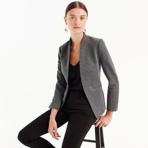 J. Crew Going Out Blazer Gray New